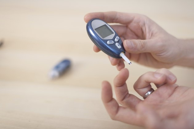 Testing The Blood Sugar