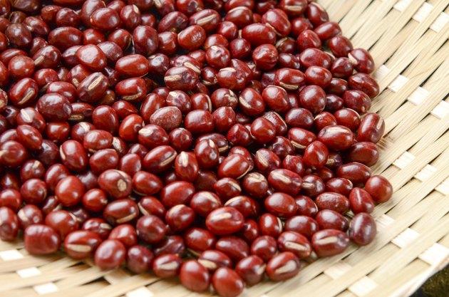 azuki rad beans