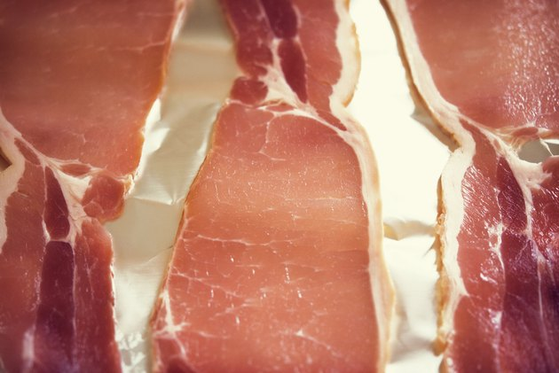 Bacon rashers