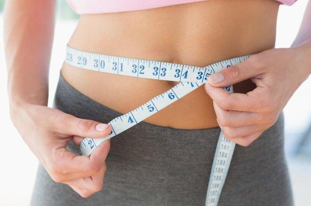 How to Flatten the Lower Belly Area in Women
