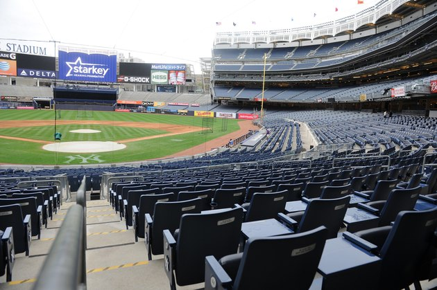 Celebrity Hearing Mission With Starkey Hearing Foundation At Yankee Stadium