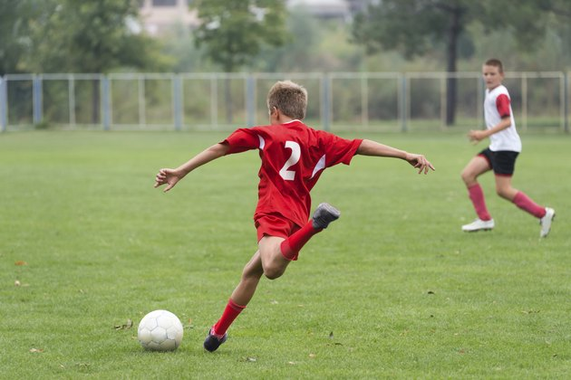 kid's soccer