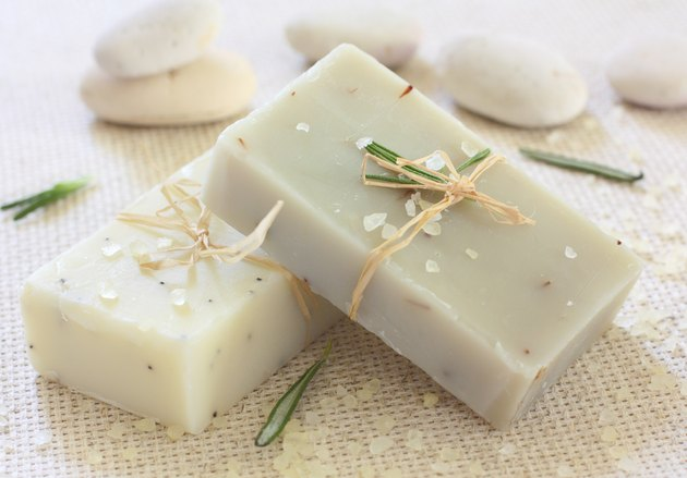 Natural Handmade Soap.Spa