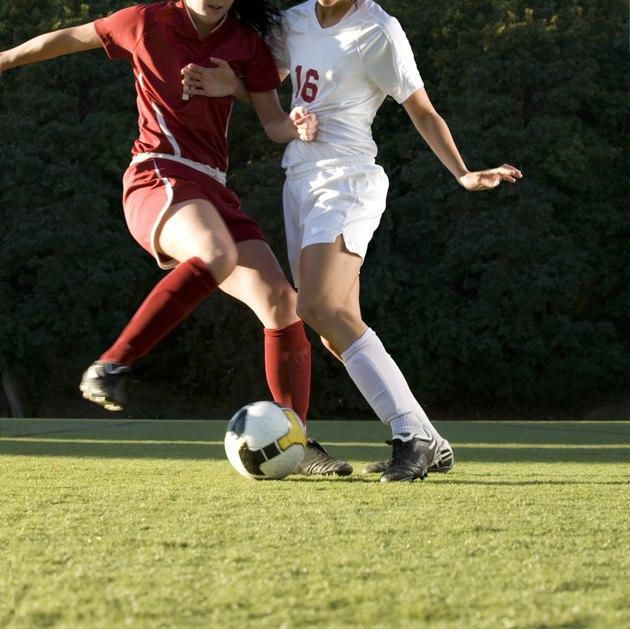 Soccer  Feet & Ball