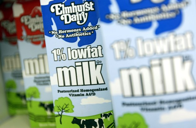 Milk Prices Higher
