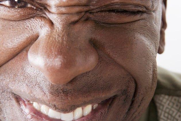 Mature Man Smiling