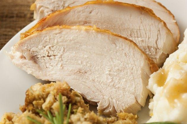 Homemade Sliced Turkey Breast