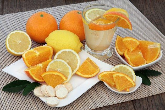 Orange and Lemon Drink
