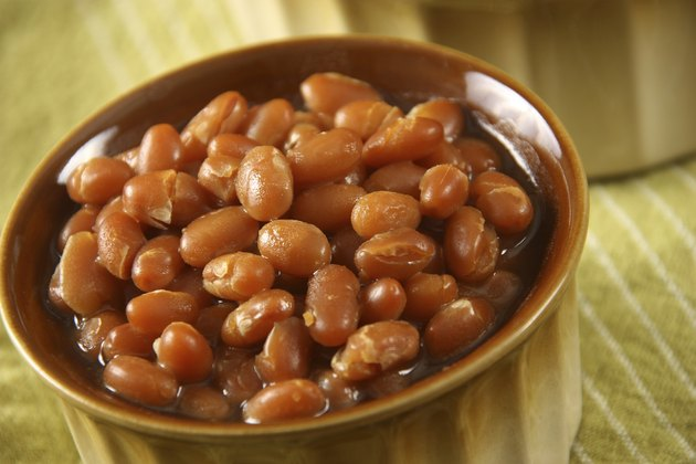 baked beans with maple syrup