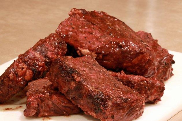 boneless barbecue ribs