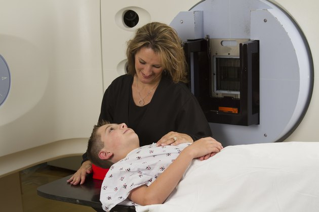 Pediatric Cancer Treatment
