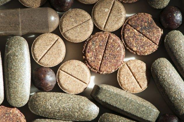 natural herbs pills