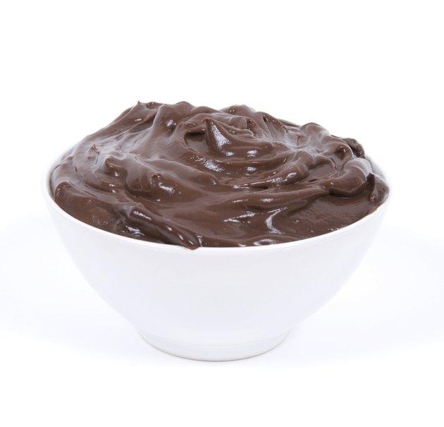 Yummy Chocolate Pudding