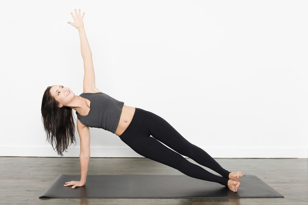 Yoga Series - Side Plank