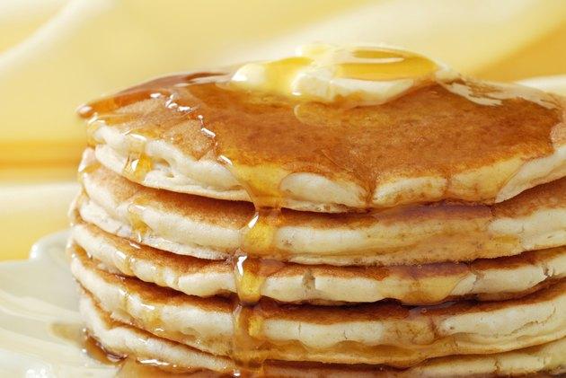 Golden Pancakes