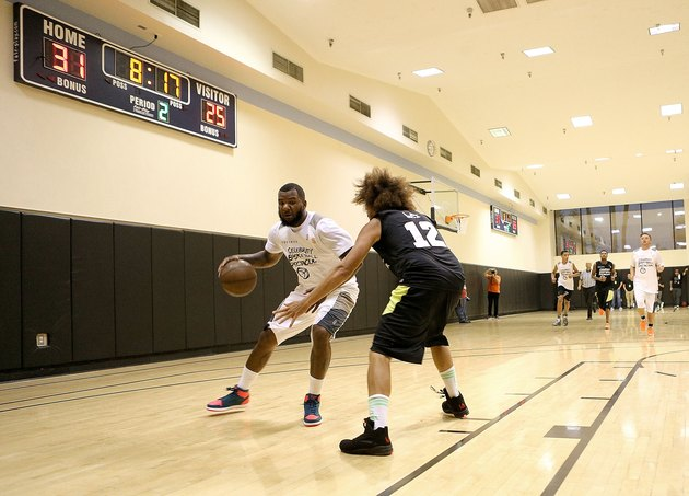 """Equinox Presents """"Celebrity Basketball Spectacular"""" To Benefit Sports Spectacular"""