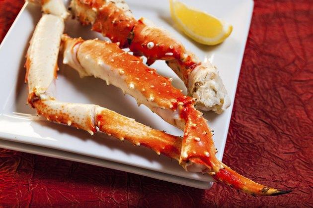 King Crab Dinner