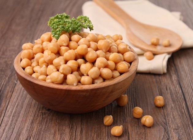 bowl of chickpea