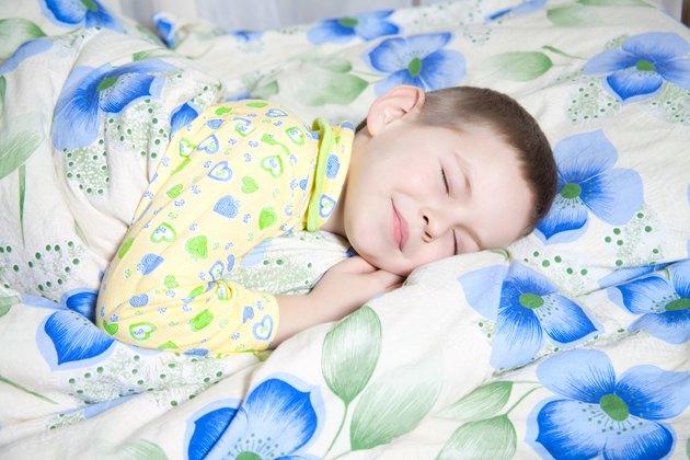 Baby sleeping  2