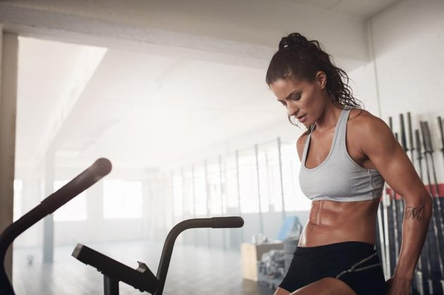 How to Ride a Stationary Bike to Burn Belly Fat ...