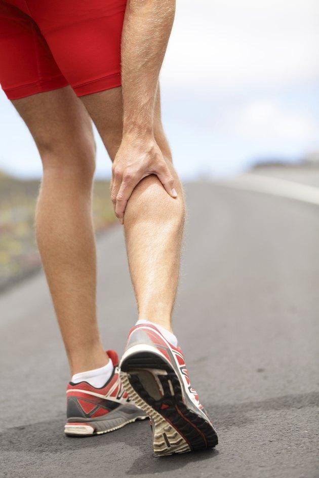 Cramps in leg calves