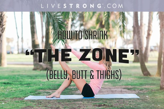 "Tone ""The Zone"" with these 7 exercises."