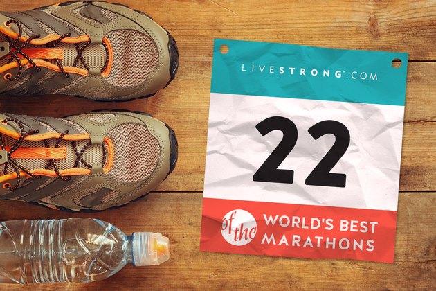22 of the World's Best Marathons