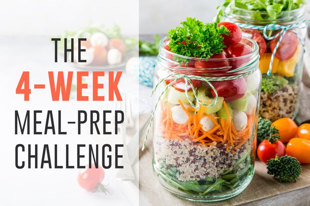 4-Week Meal-Prep Challenge