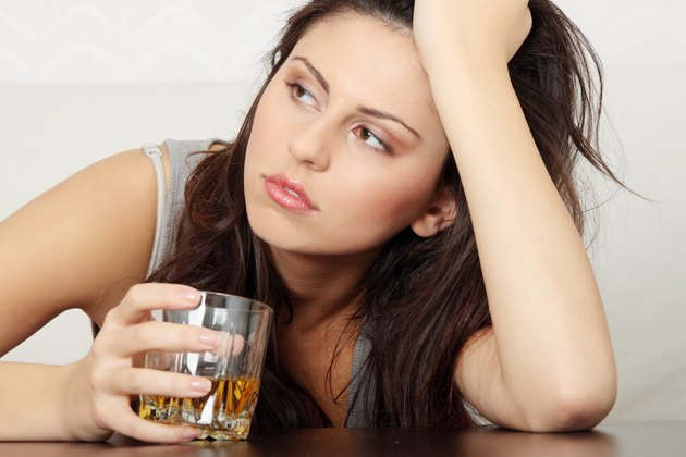 A hangover headache should be the least of your worries.