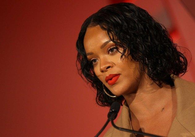Rihanna headshot