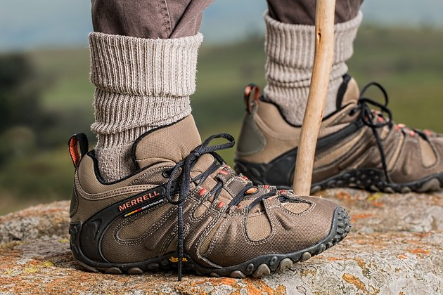 Vigorous walking has aerobic benefits.