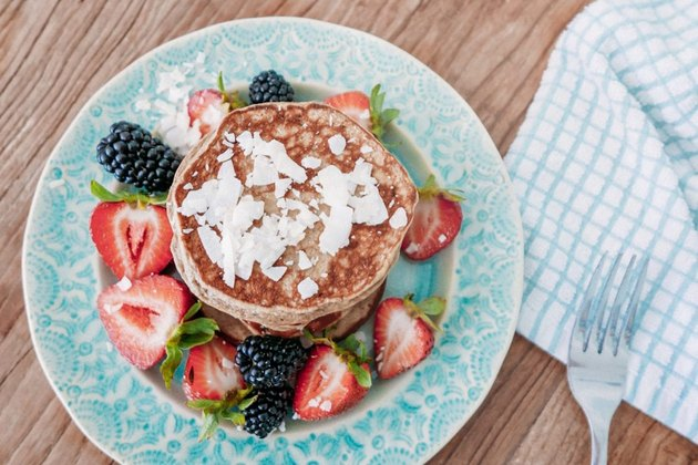 Tone It Up Protein Pancakes
