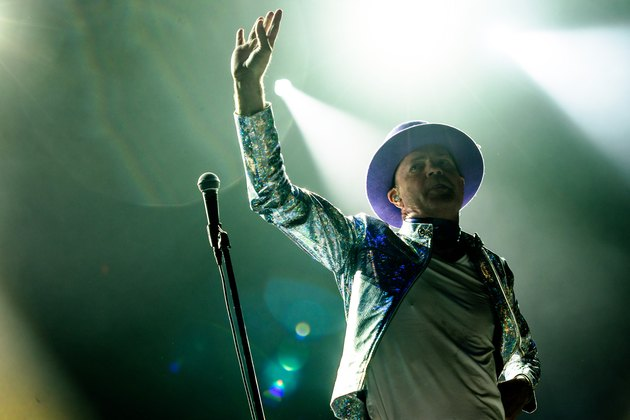 The Tragically Hip Perform At The Air Canada Center August 10.