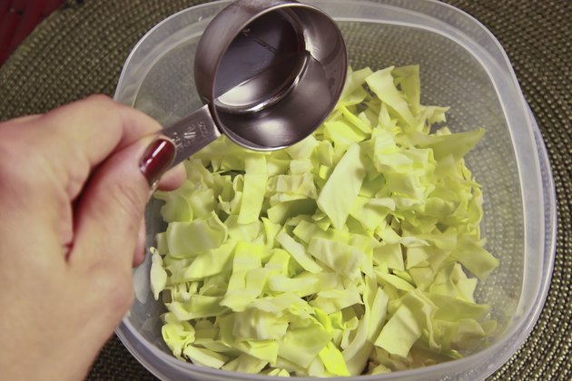 How To Cook Cabbage In A Microwave Oven Livestrong Com