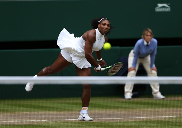Serena Williams Wimbledon Grand Slam 2016