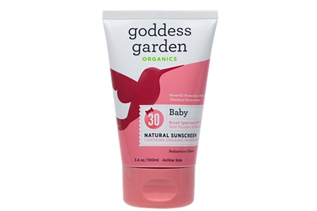 Goddess Garden Baby Natural Sunscreen SPF 30
