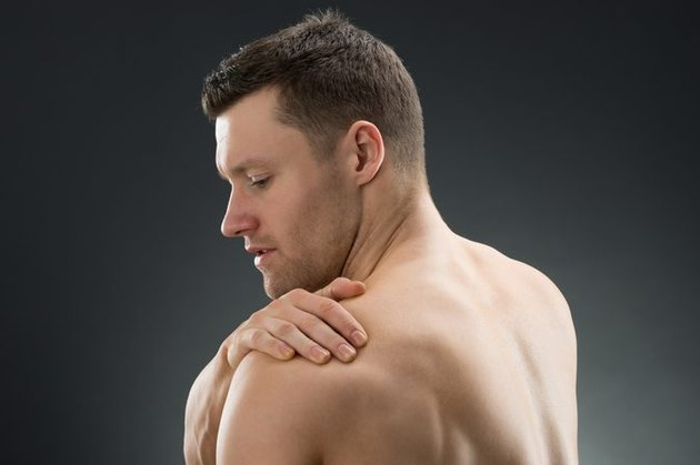 Use the natural grip chin up for pain free shoulders.