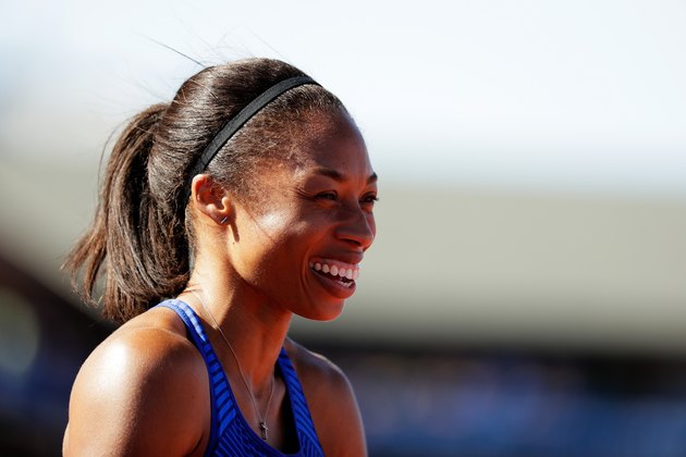Allyson Felix Olympic Trials
