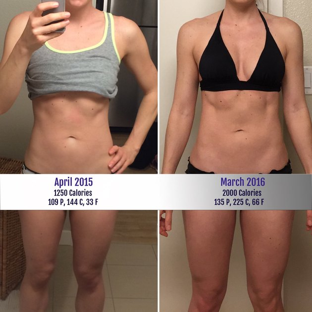 Shiela Viers before-after photos