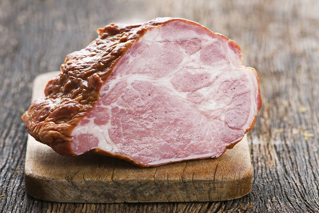 precooked ham