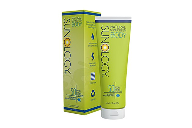 Sunology Natural Sunscreen for Body SPF 50