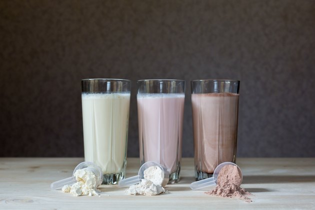 meal replacement shake flavors