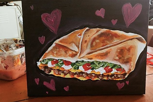 Taco Bell's Crunchwrap Supreme