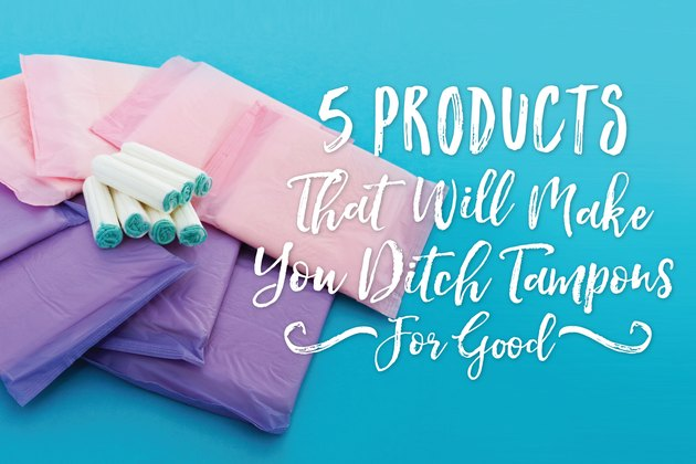If you hate tampons, you're not alone!