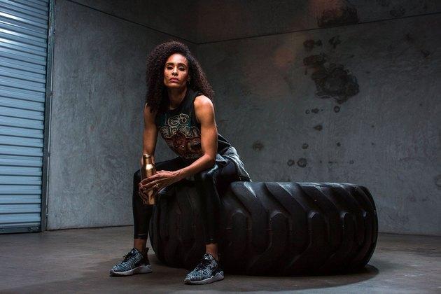 Angela Davis, SoulCycle Master Instructor