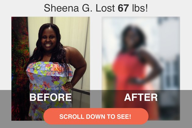 Read on to see Sheena's amazing transformation.