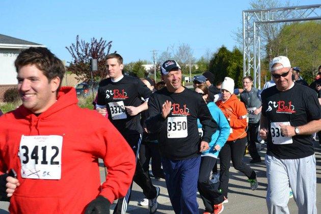 Parkinson's Half Marathon and 5K charity race