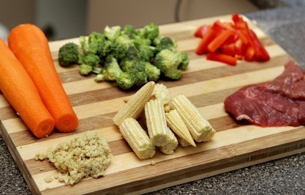 Make a ton of healthy food ahead of time so weekday lunches are a snap.