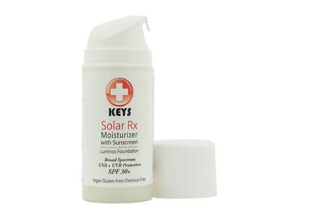 Keys Care Solar Rx Moisturizer with Sunscreen, SPF 30+