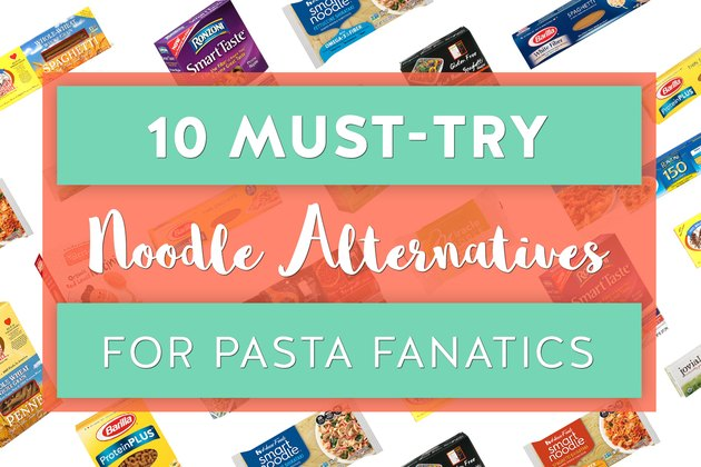 10 Must Try Noodle Alternatives
